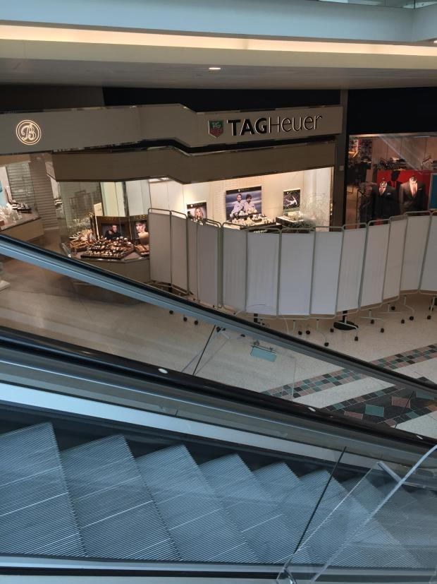 Man due in court after another smash and grab burglary in intu Watford